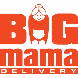 Logo Big Mama Delivery