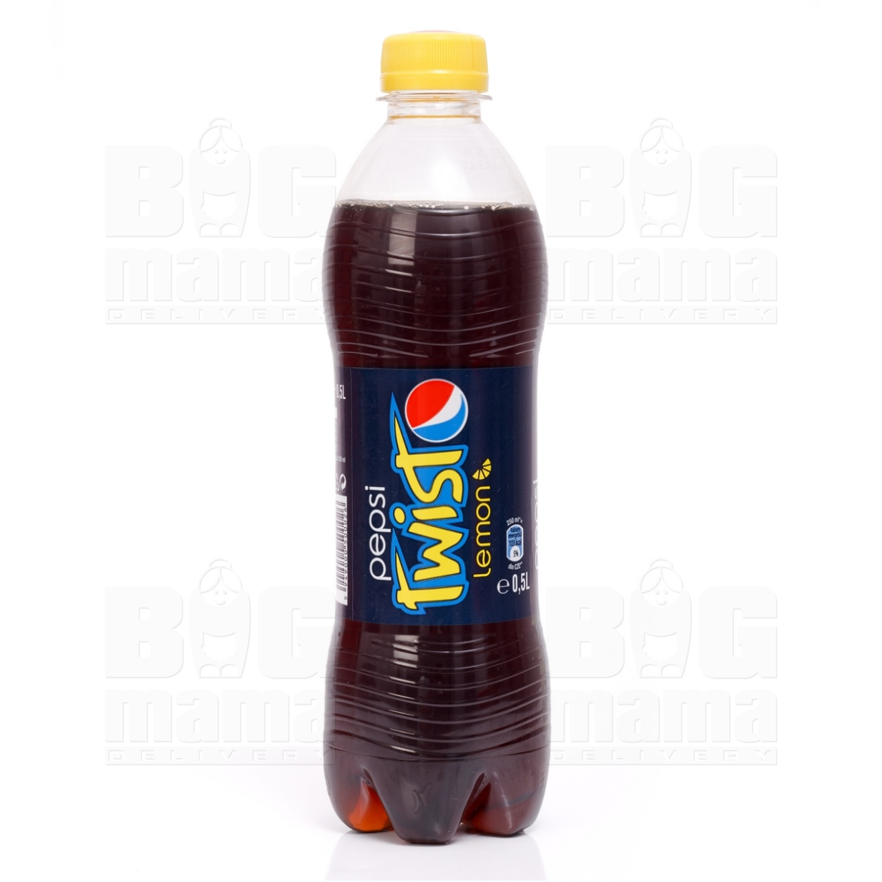 Product #115 image - Pepsi Twist Lemon, 0,5L