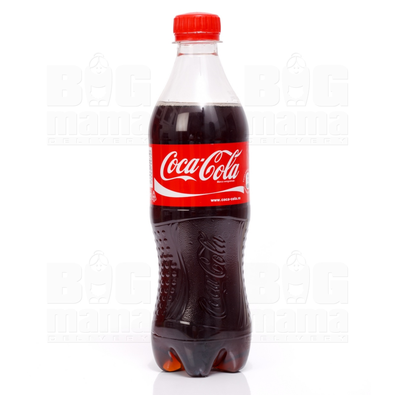 Product #126 image - Coca-Cola 0,5L