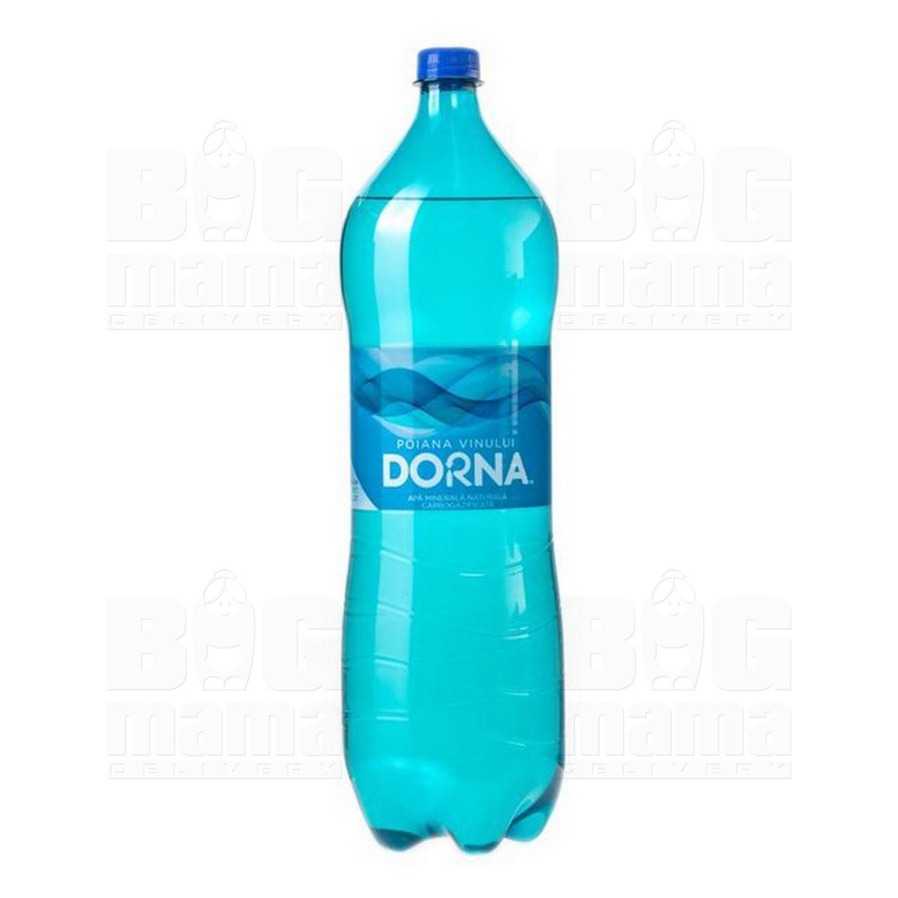 Product #155 image - Apă minerală Dorna 2L