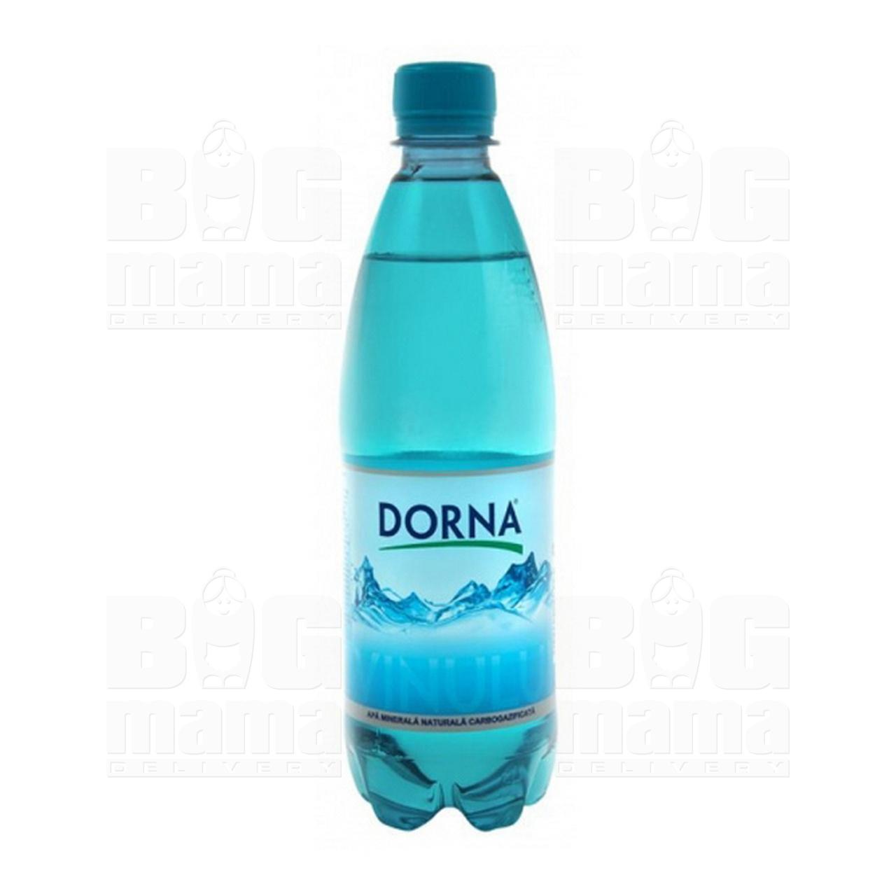 Product #156 image - Apă minerală Dorna 0,5L
