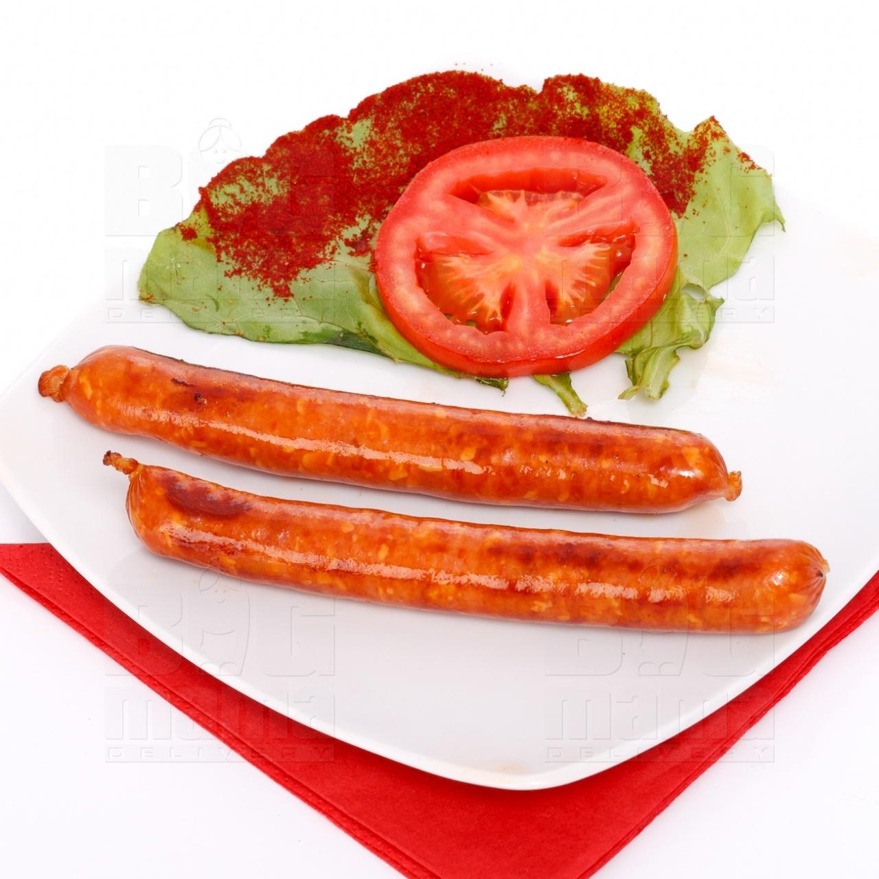 Product #17 image - Cârnaţi la grătar cu cascaval