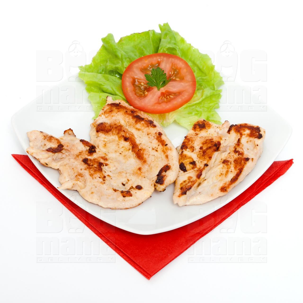 Product #193 image - Piept de pui la grătar, 1/2 porție