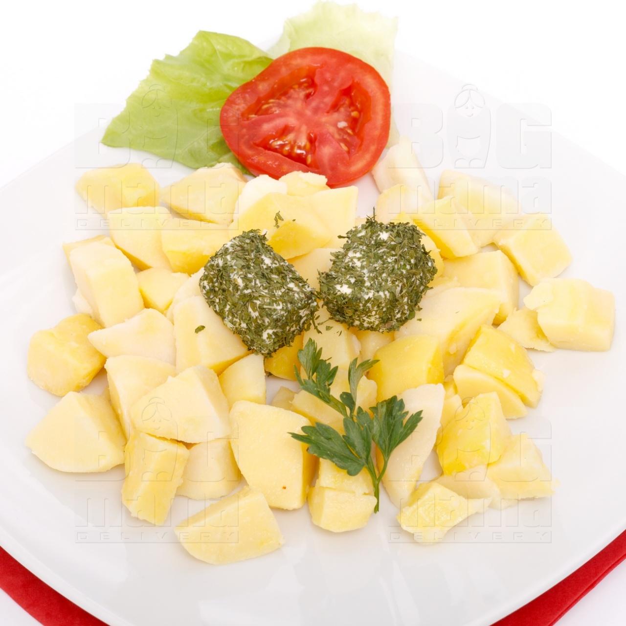 Product #36 image - Cartofi natur