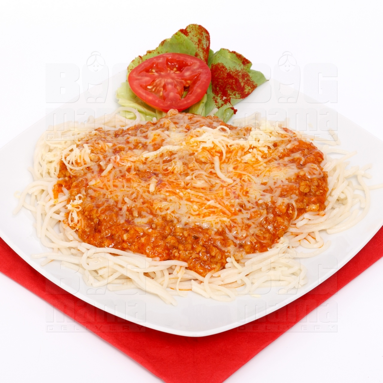 Product #46 image - Spaghete Bolognese
